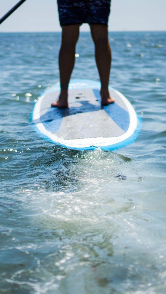 motor paddle board