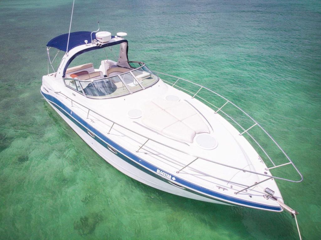 Playa del Carmen Yacht 37ft