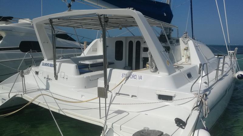 Rent a Catamaran Cancun