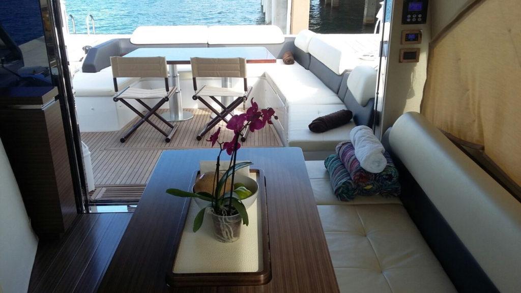 Azimut Yacht Cancun Mexico