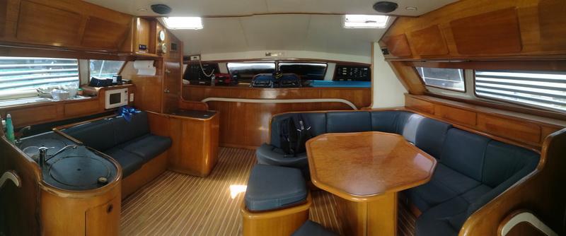 Cancun rent a catamaran