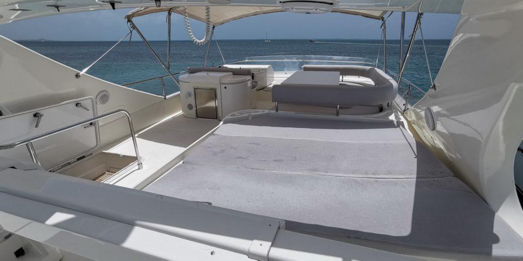Luxury 74ft Yacht