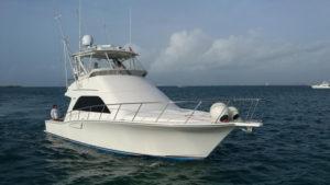 Cabo 42 Luxury fishing boat