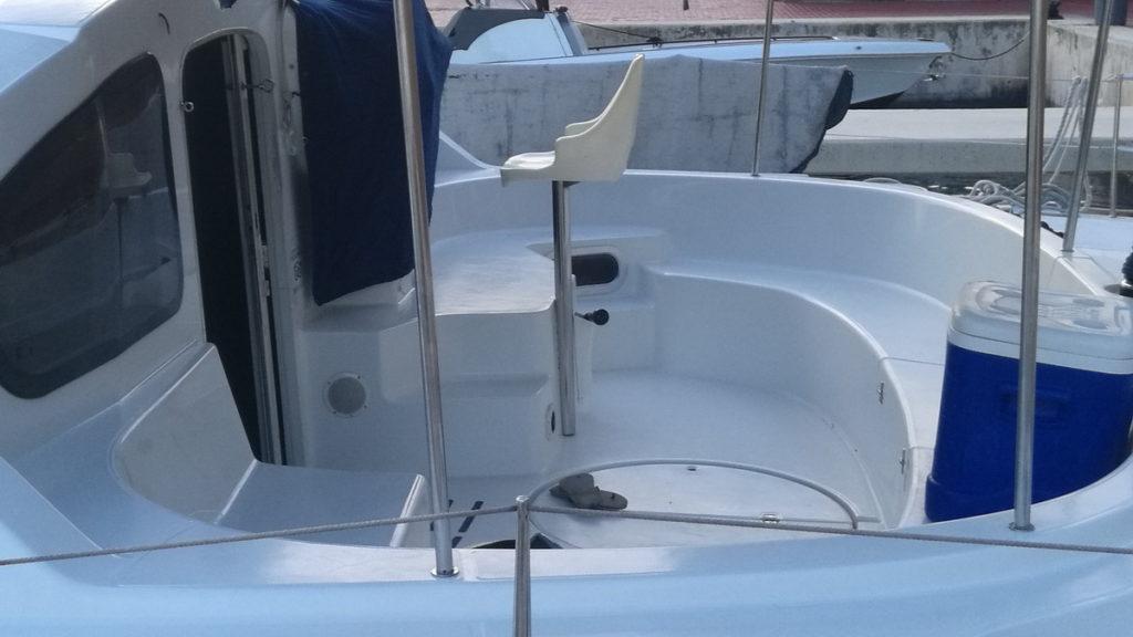 Private Catamaran Cancun 35 people