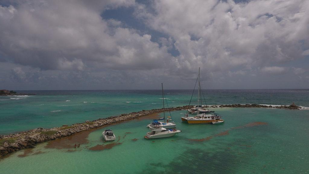 Puerto Aventuras Catamaran Tour