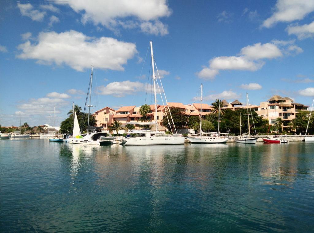 Puerto Aventuras Marina Boats