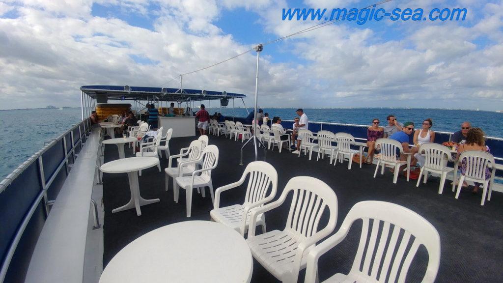 Beach Club El Pescador Isla Mujeres