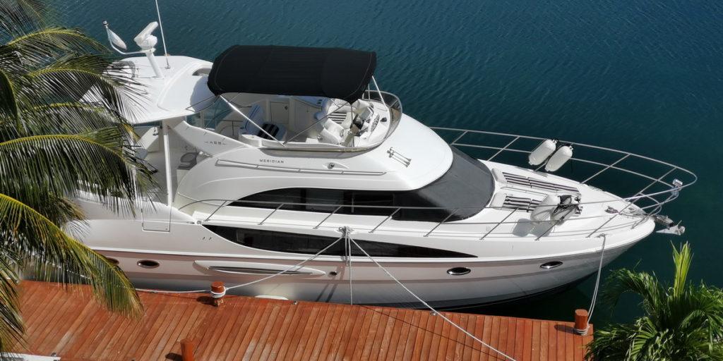 Meridien 520 Group boat
