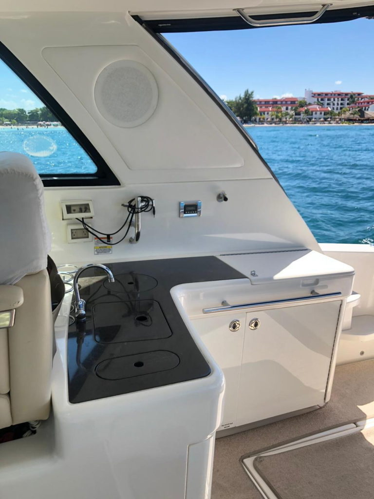 SeaRay 45 sundncer
