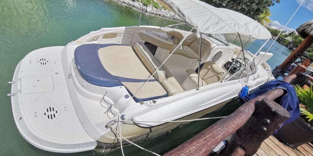 Monterrey boat cancun