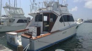 Fishing boat Post 42