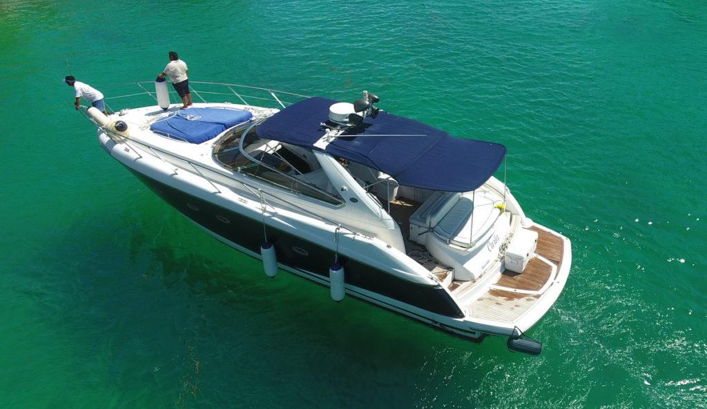 Sport Sunseeker yacht