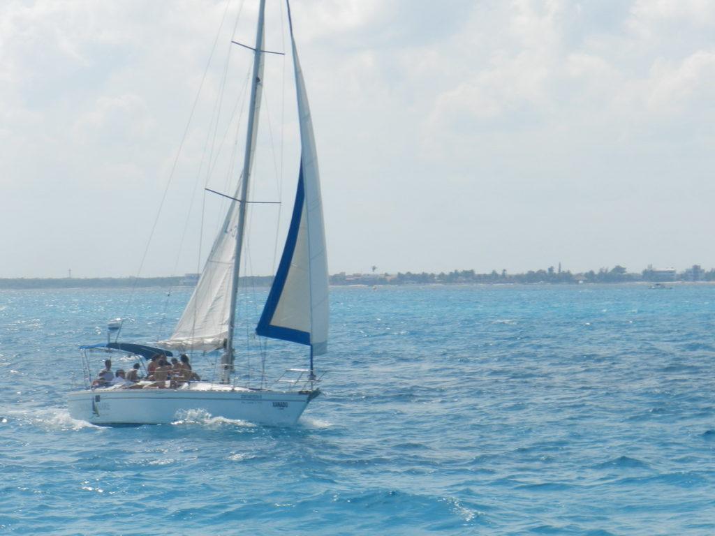 Sailboat team building
