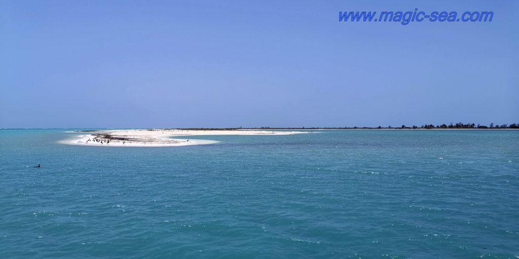 Playa Mujere boats