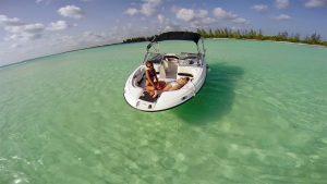 Yamaha Speed Boat Cozumel El Cielo