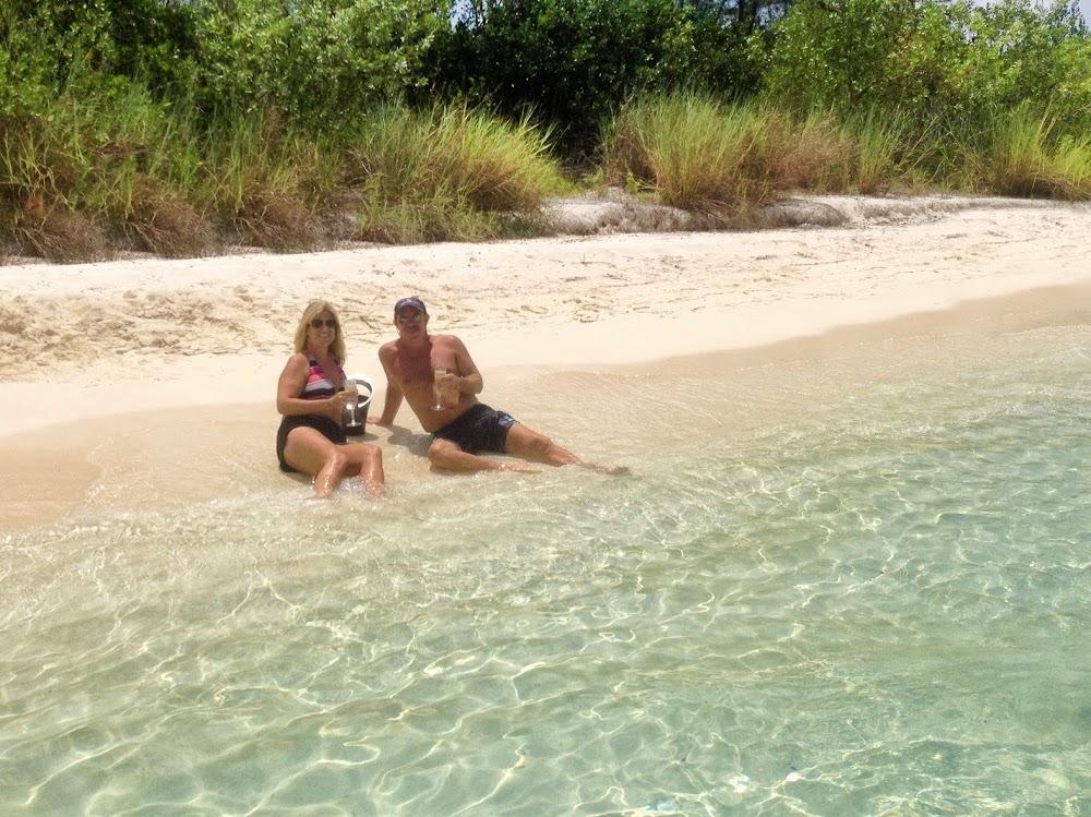 Beach of El Cielo