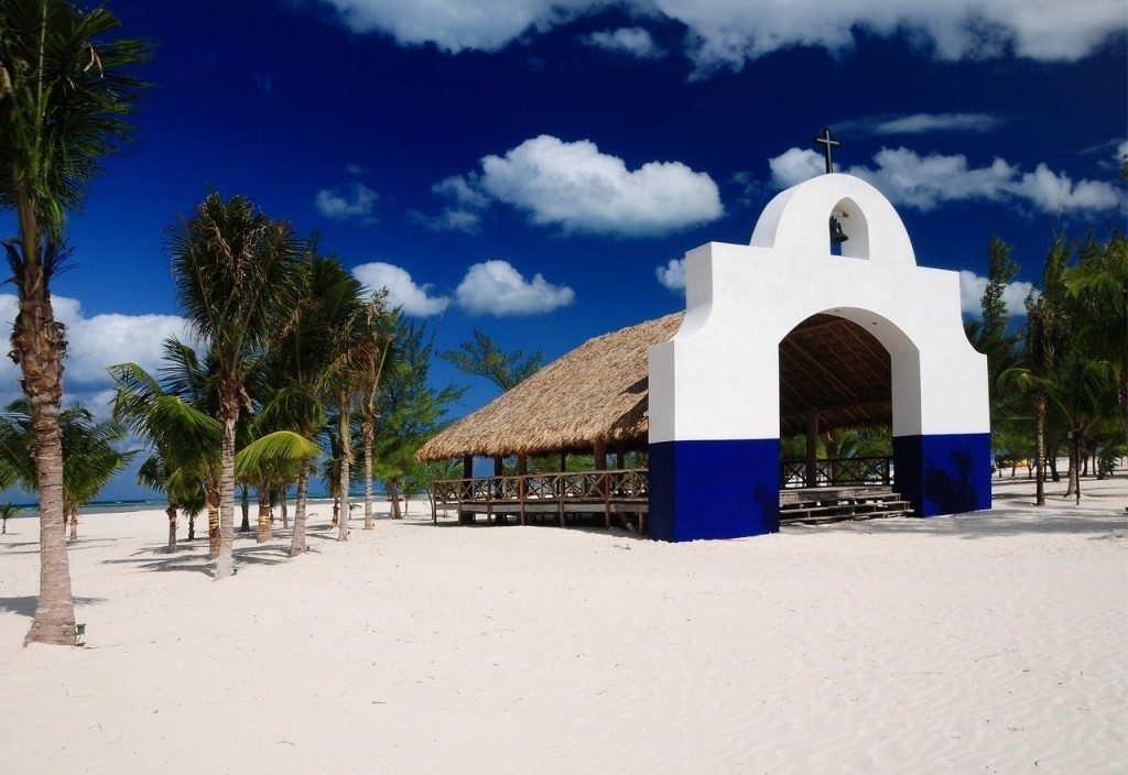 Capilla Isla Pasion Cozumel